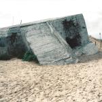Cosy's Pillbox an Juno Beach