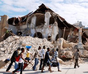 Haiti nach Erdbeben