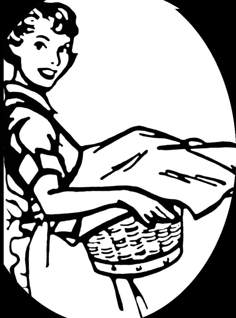 Die Hausfrau, Köchin, Putzfrau, Managerin oder was?