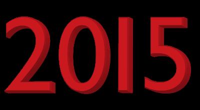 2015- das Neue Jahr