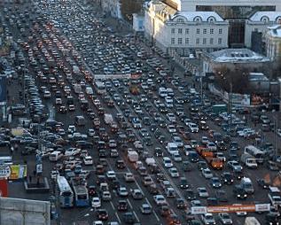 Wer Straßen baut, sät Verkehr
