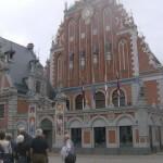 Guildehaus in Riga