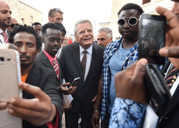Asylbewerber und kein Ende