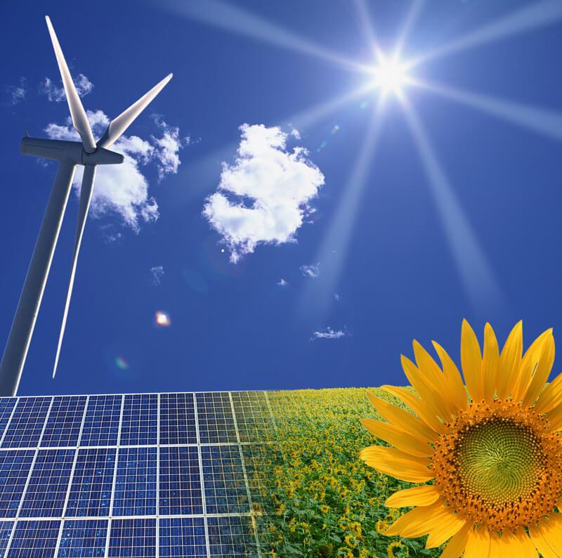 Die Energiewende auf kommunaler Ebene.
