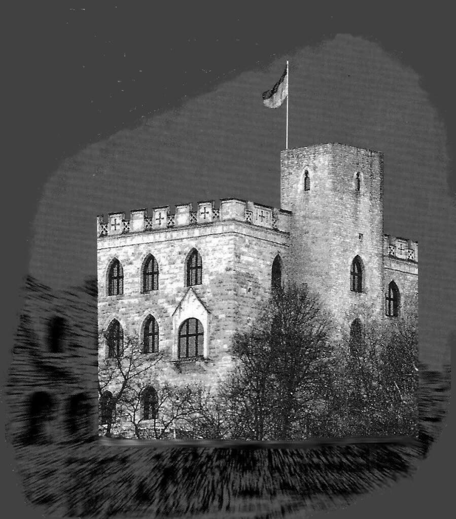 Das Hambacher Schloss, Wiege der Demokratie