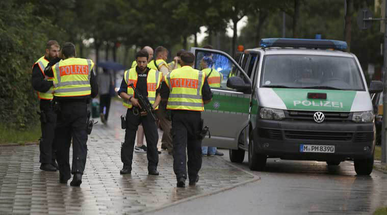 Schießerei im OEZ in München