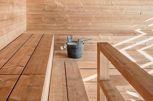 Löyly, die finnische Sauna