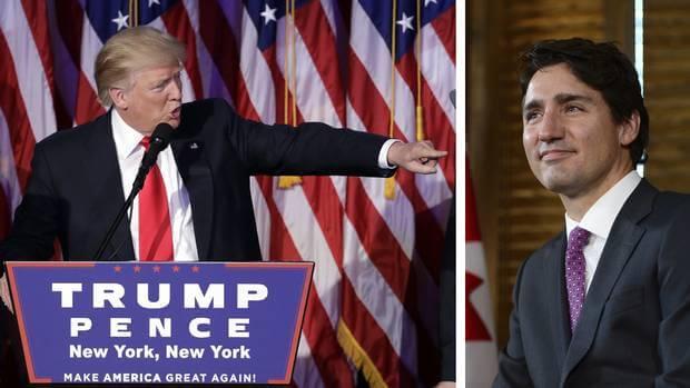 Kanada stellt sich gegen Trumps Politik