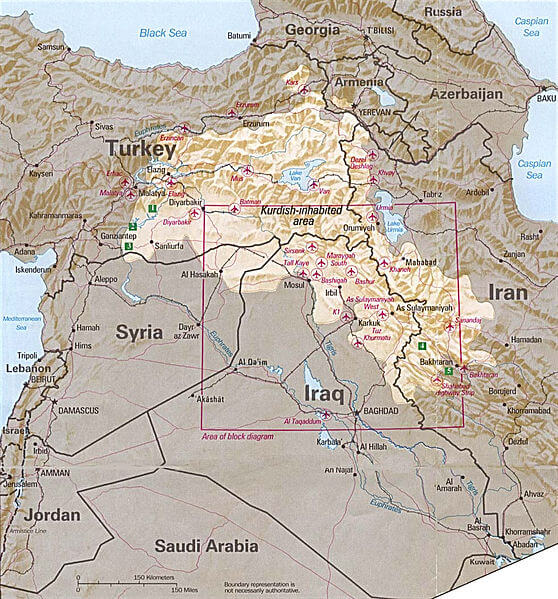 Das Kurden Problem