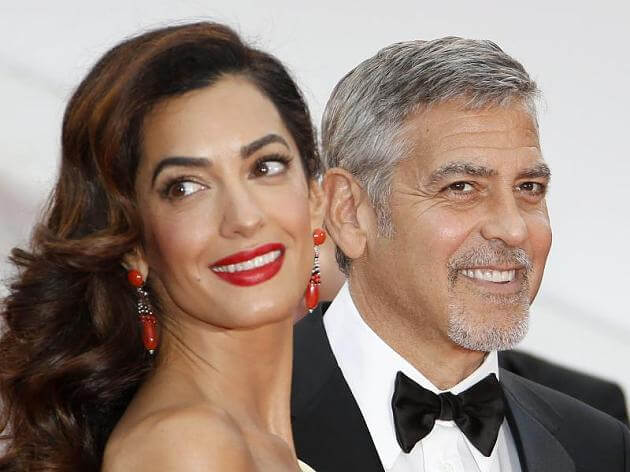 George Clooney unterstützt die Schüler des Florida Massakers