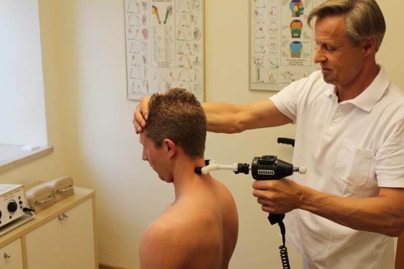 Chiropraktiker Heilpraktiker Osteopathie Zentrum Ebersberg München