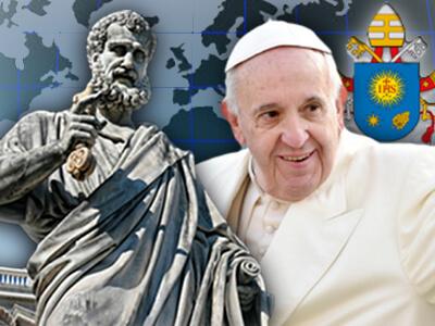 Fünf Jahre mit Papst Franziskus