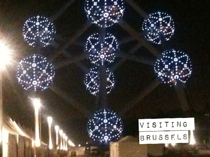 Happy Birthday Atomium!