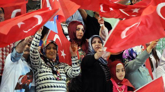 Türkischer Wahlkampf bei uns?