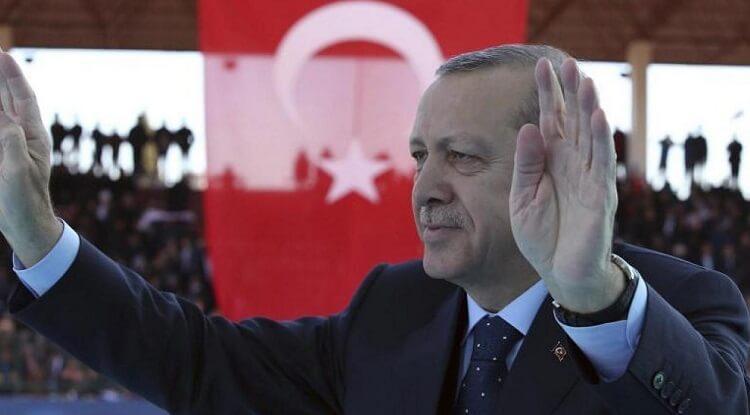 Erdogan mit voller Kraft voraus