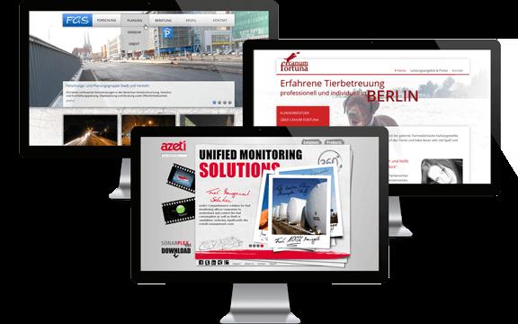 Preise Kosten Profi Webdesign, Professionelles Homepage Design
