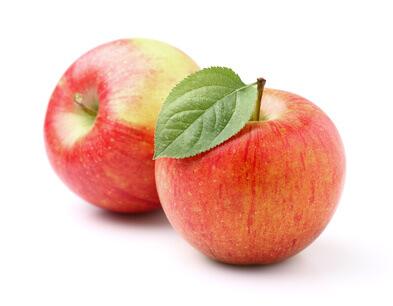 Äpfel über Äpfel