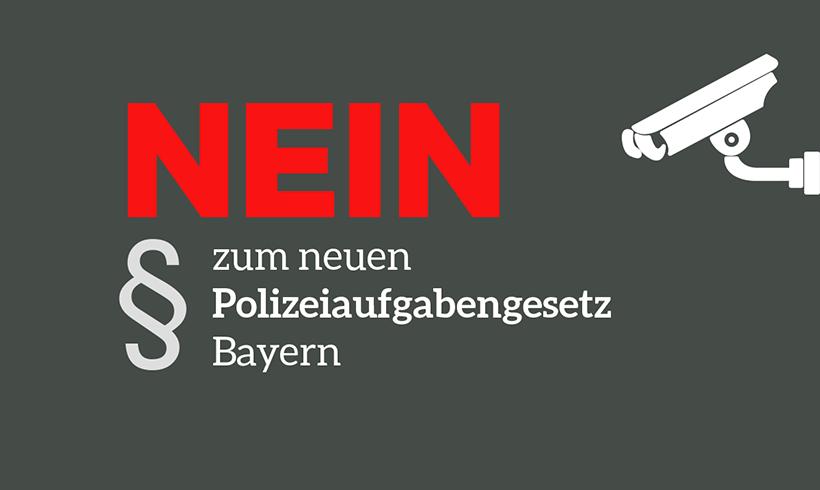 PAG, das neue bayerische Polizeigesetz