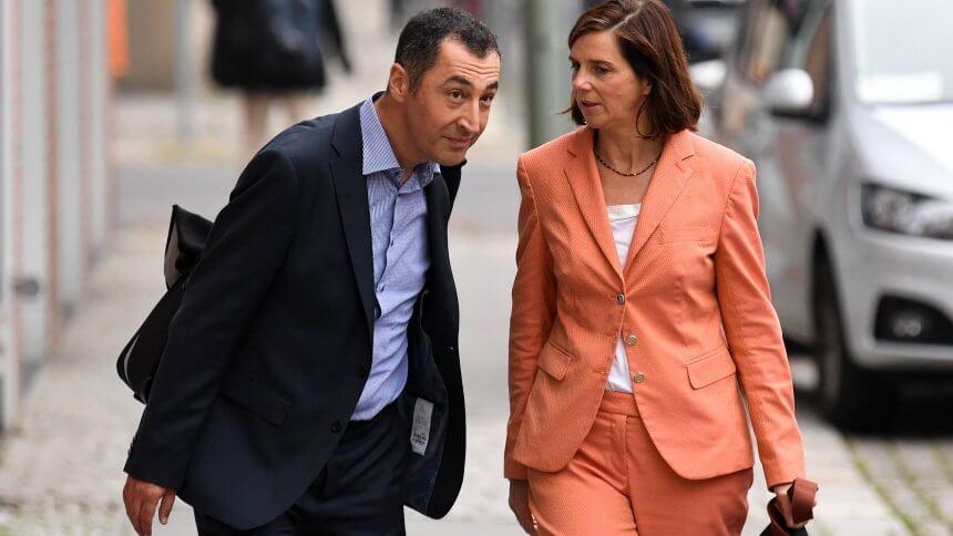 Die Grünen nach der Wahl