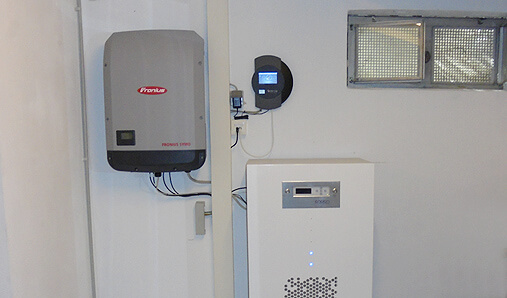 Speicher für Photovoltaik