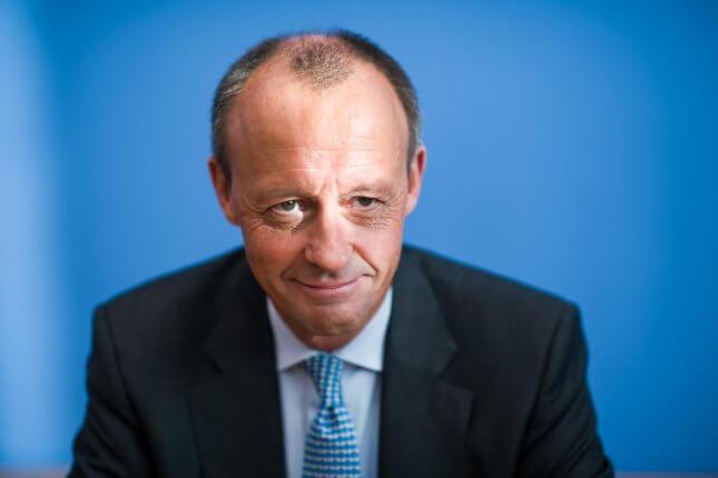 Friedrich Merz und Blackrock, der Finanzriese von der Wallstreet