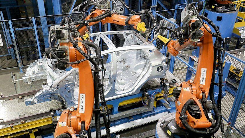 Unruhe beim Roboter Hersteller Kuka in Augsburg