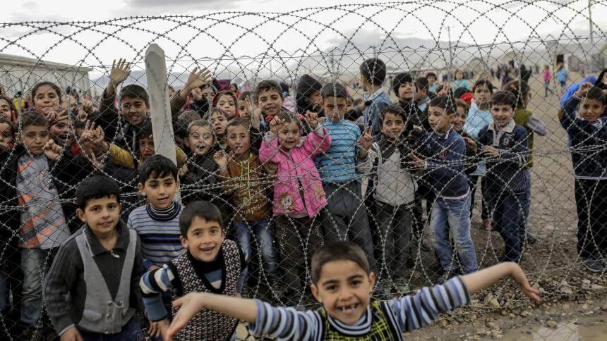 Flüchtlinge aus der Türkei