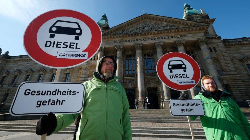 Das Diesel Urteil