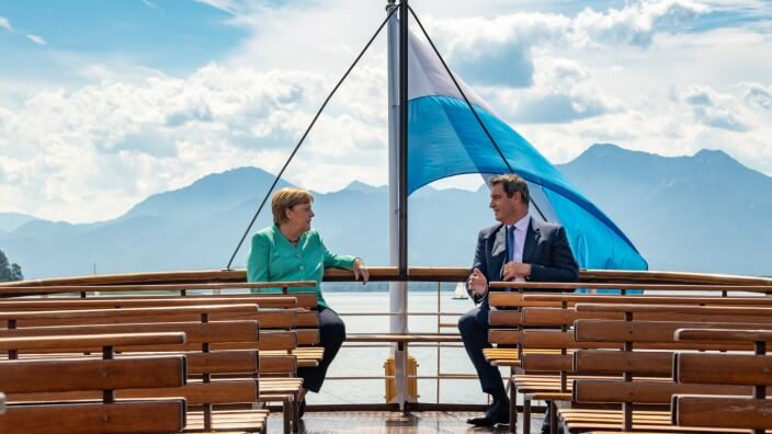 Söder, die Fahne im Wind, Vom Top zum Flop.